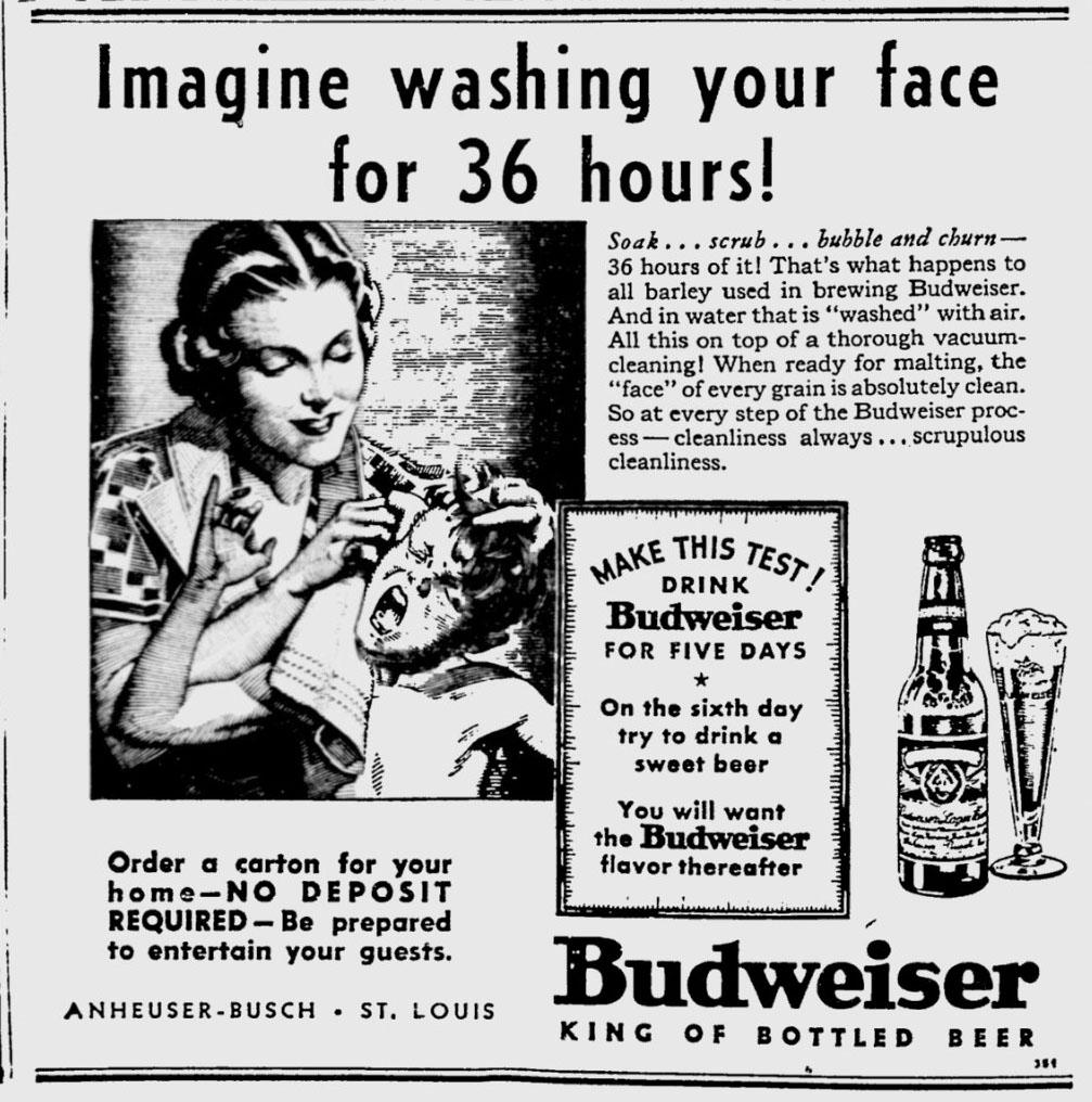 Wash Bud Ad